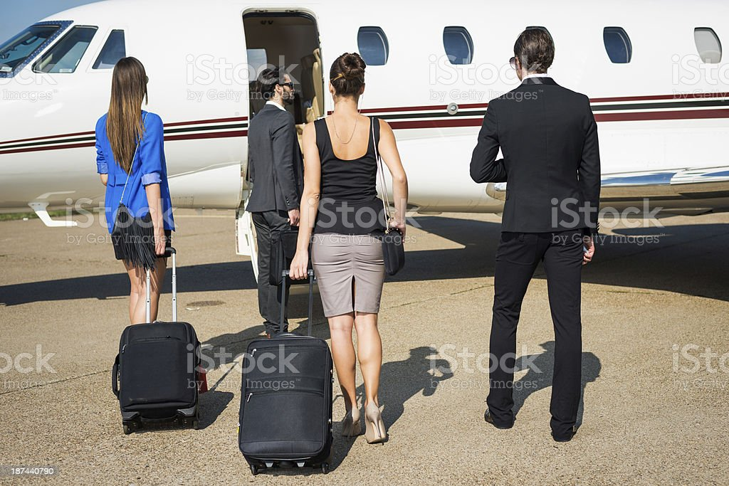 Off we go royalty-free stock photo