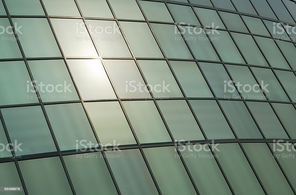 offcie windows royalty-free stock photo