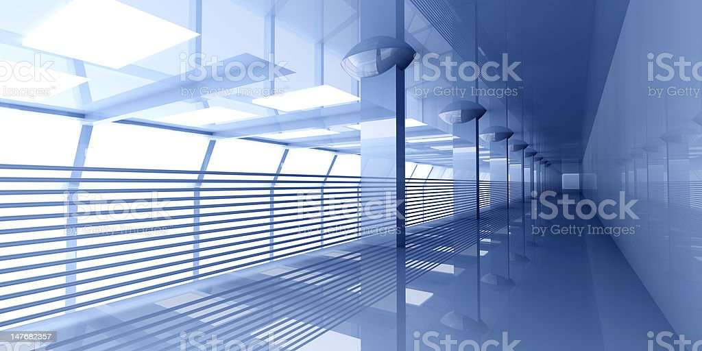 Office Architecture royalty-free stock photo