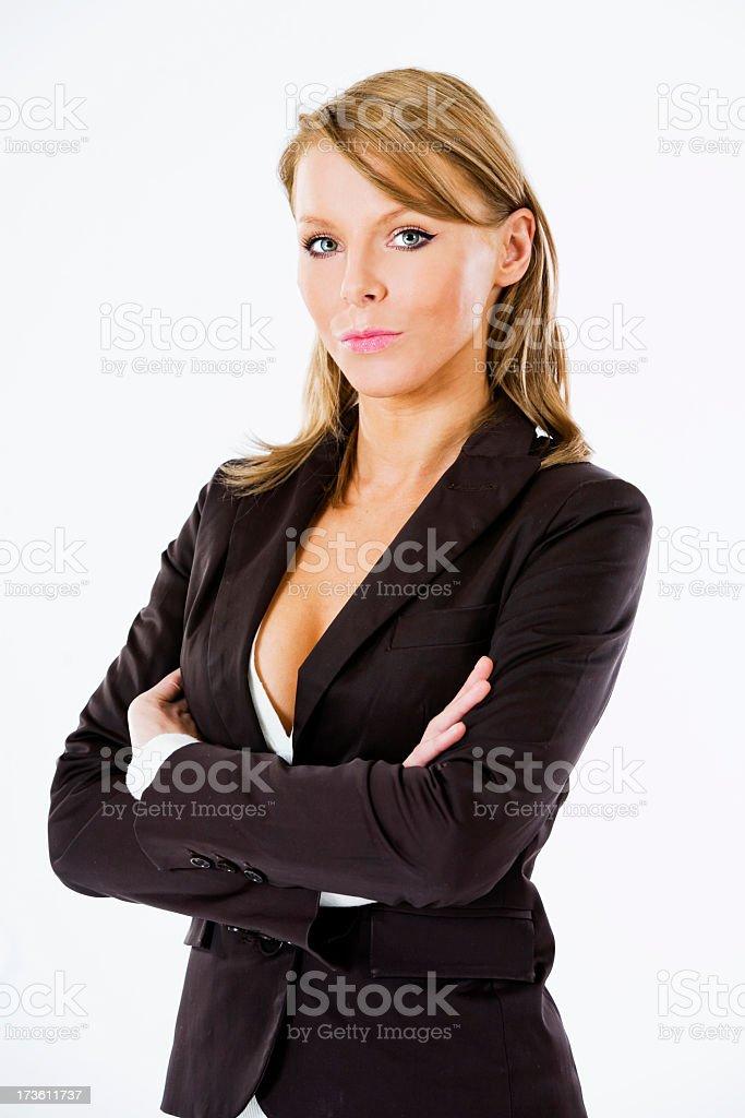 Office Beauty royalty-free stock photo