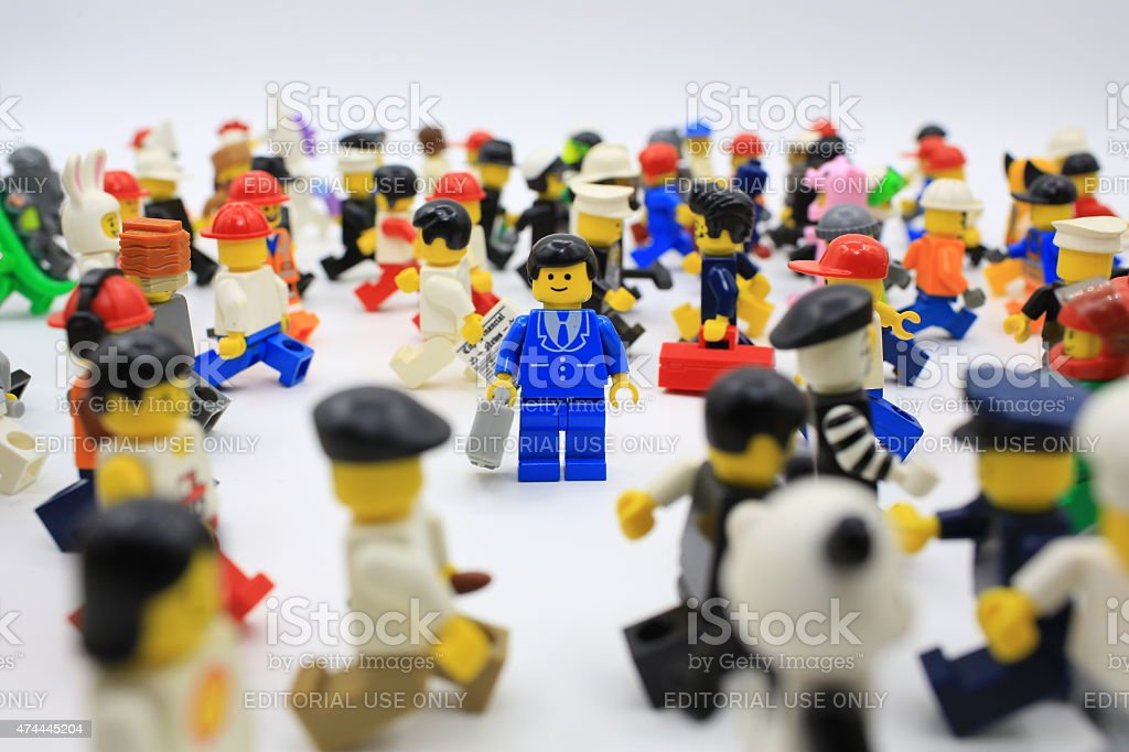 office boy stand alone stock photo