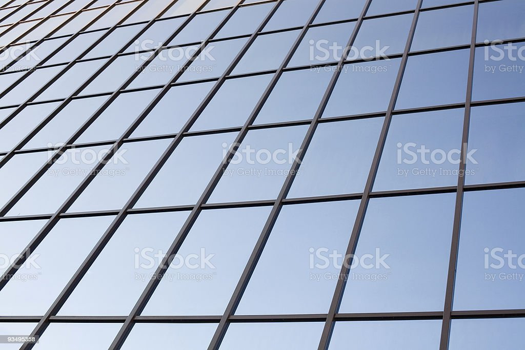 Office building exterior #1 royalty-free stock photo