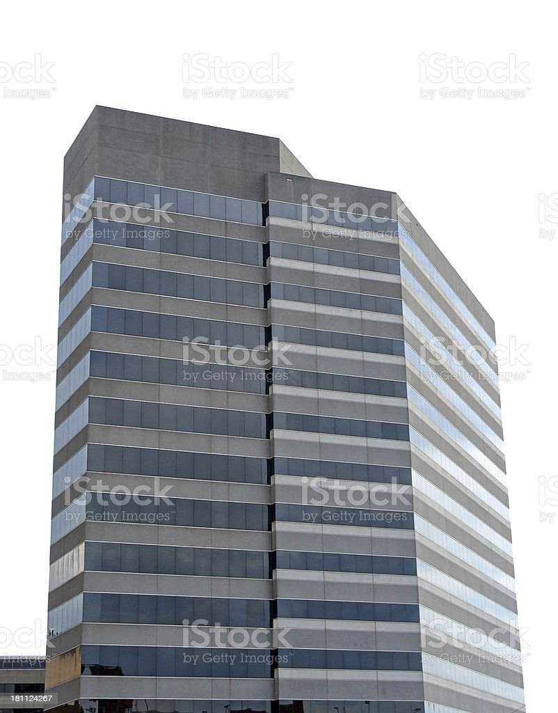 Office Building III stock photo