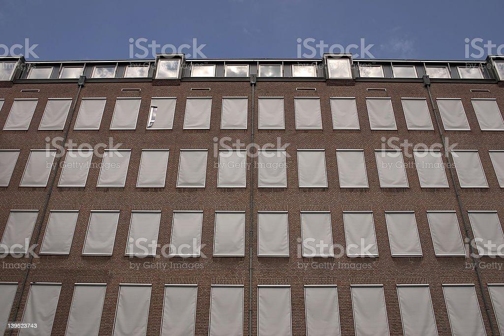 Edifício de escritórios. foto de stock royalty-free
