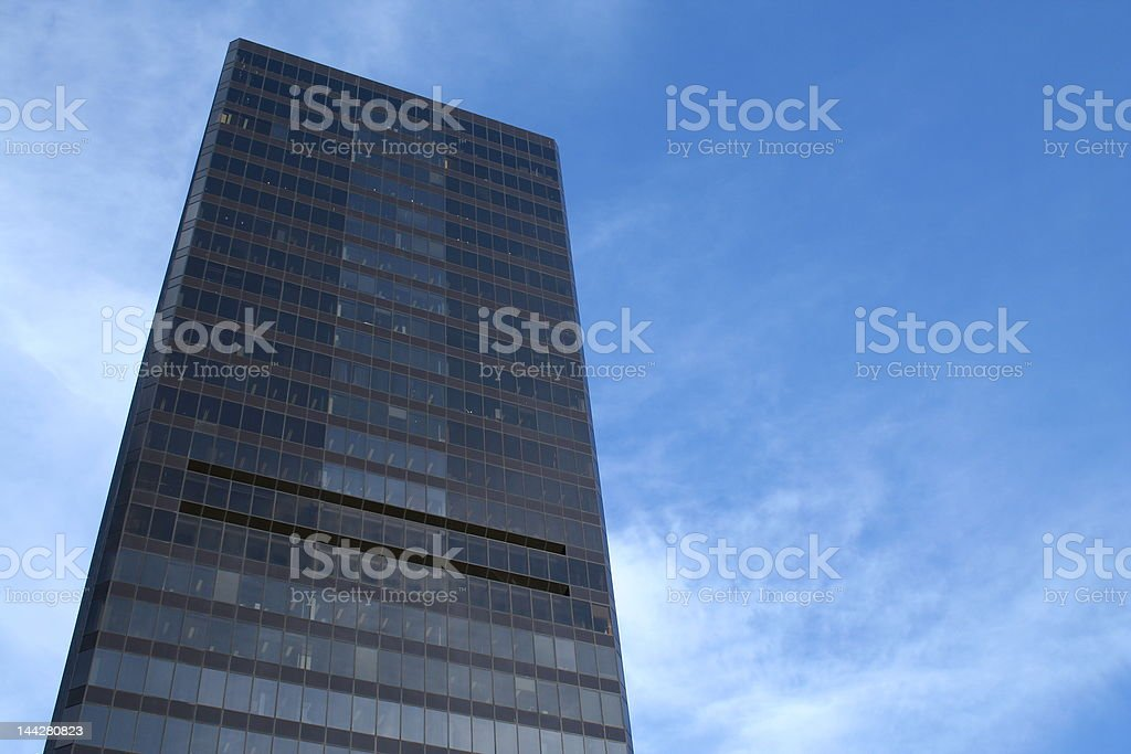office building royalty-free stock photo
