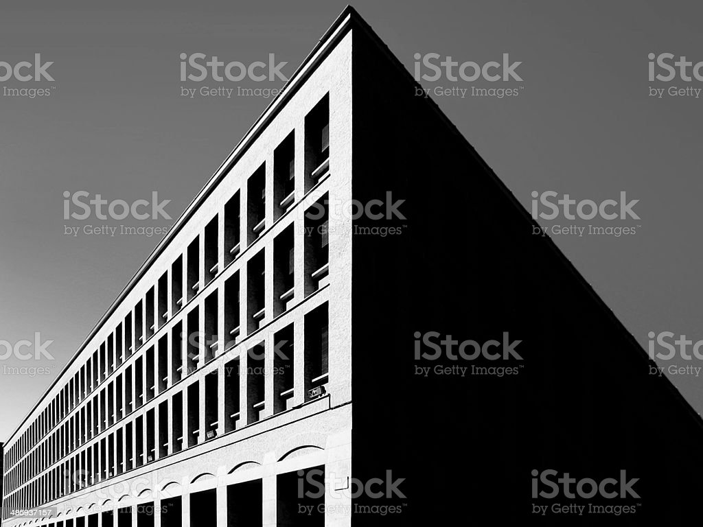 Edificio di Uffici stock photo