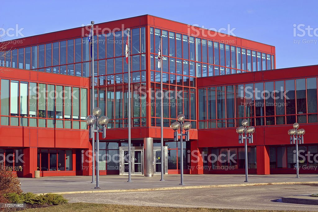 Office Building Series # 10 royalty-free stock photo