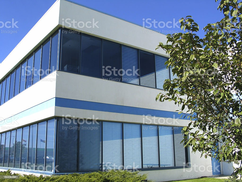 Office Building Series #2 royalty-free stock photo