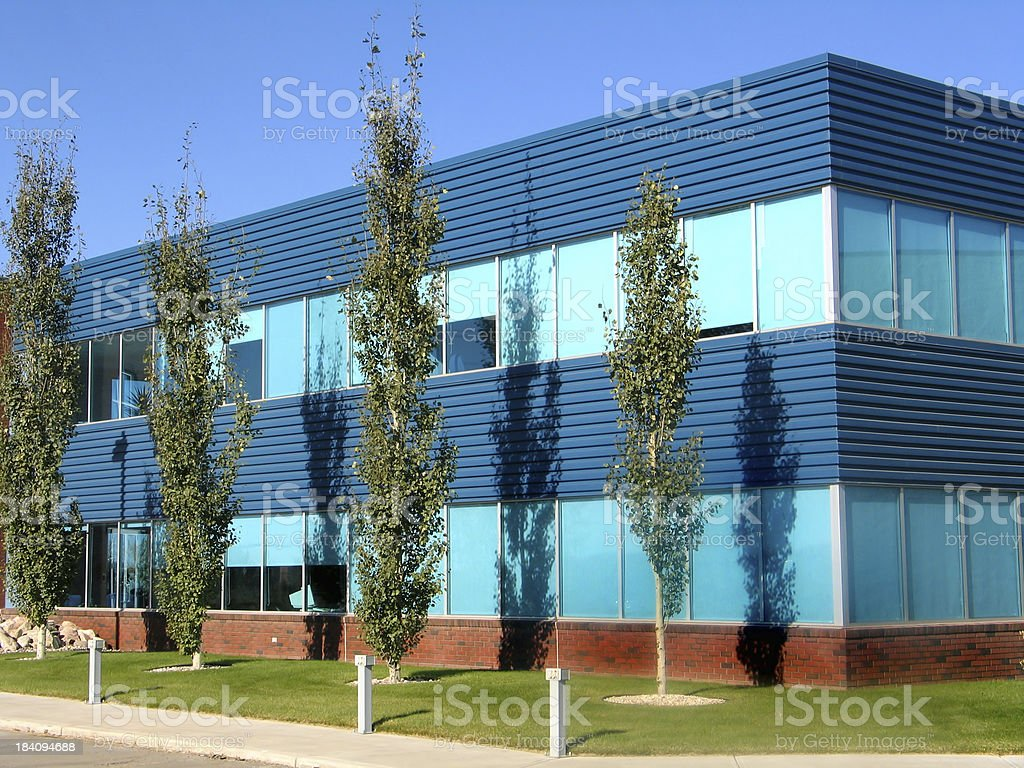 Office Building Series #7 royalty-free stock photo