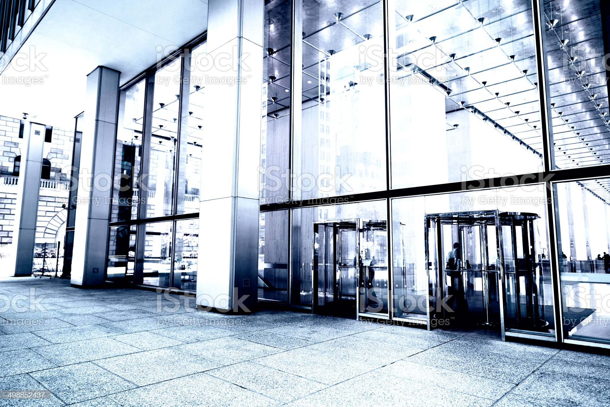 Office Building,NYC royalty-free stock photo