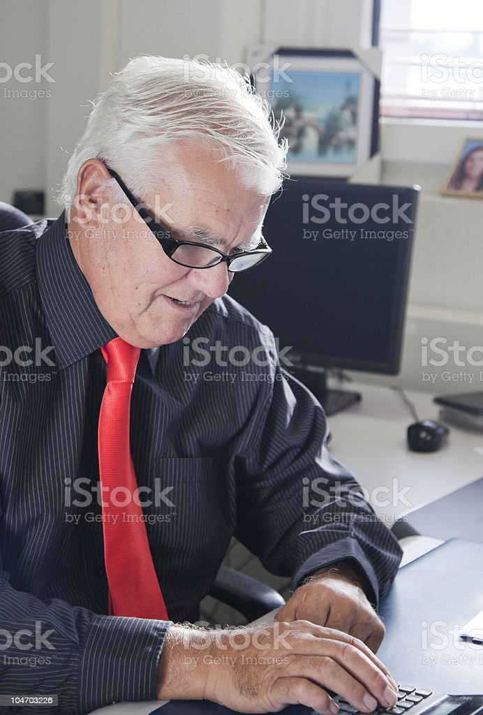 Office business. royalty-free stock photo