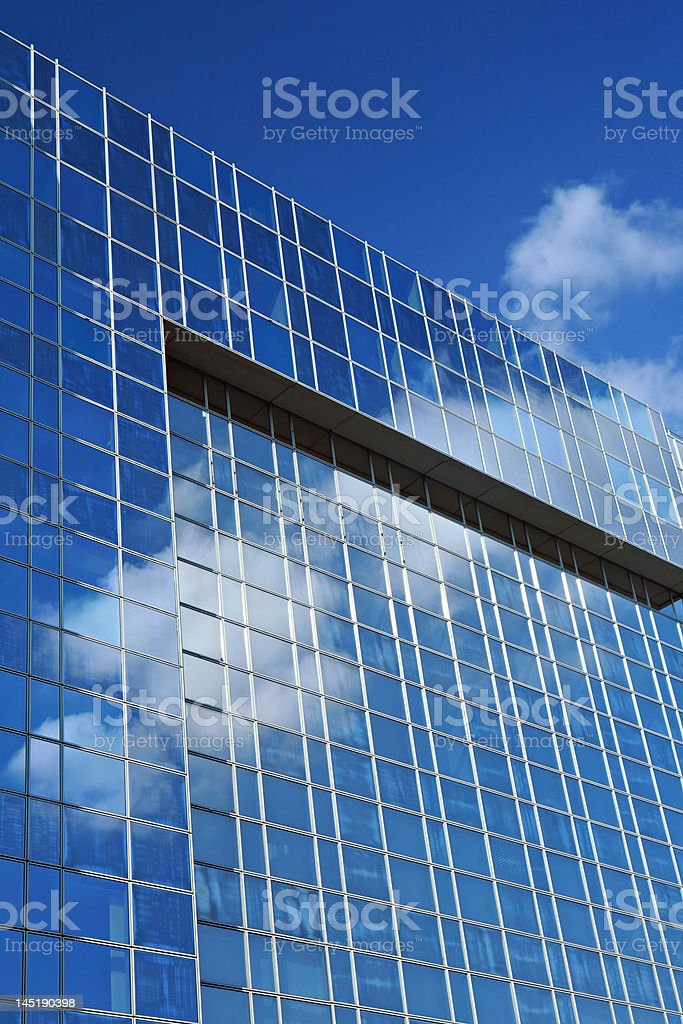 office centre royalty-free stock photo
