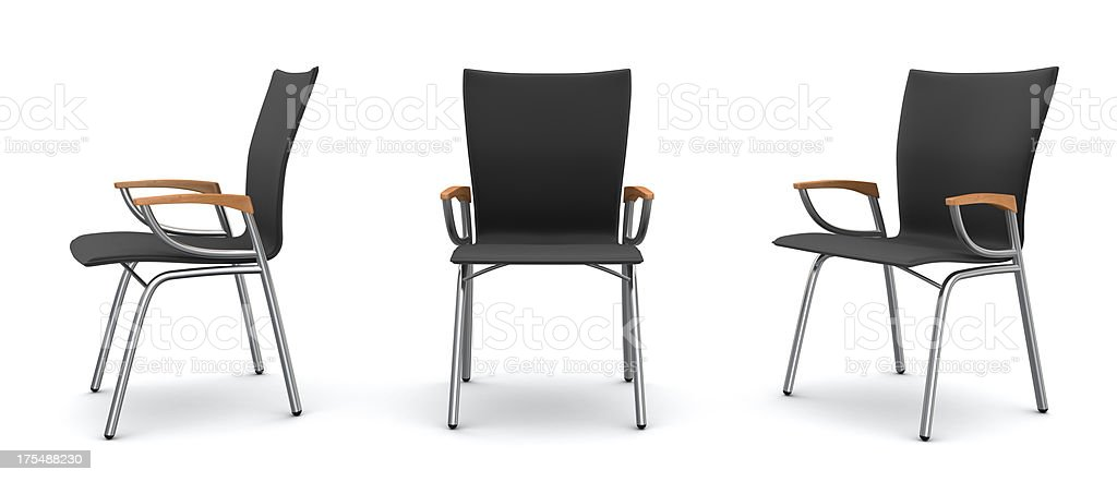 Office Chair royalty-free stock photo