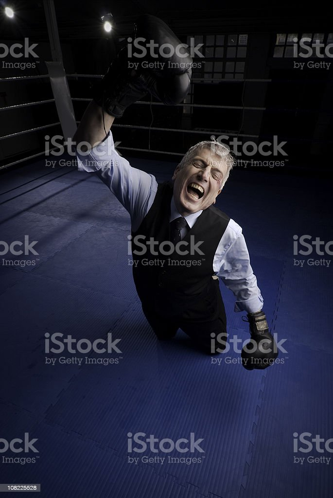 office champ royalty-free stock photo