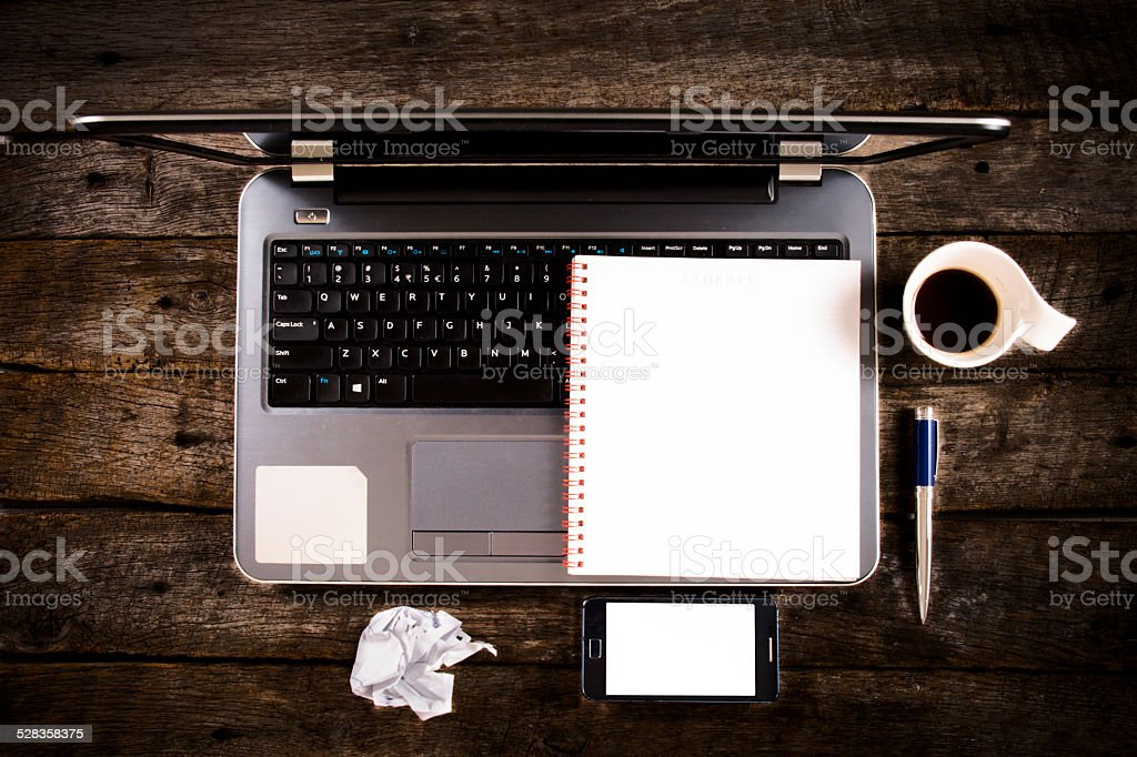 Office concept stock photo