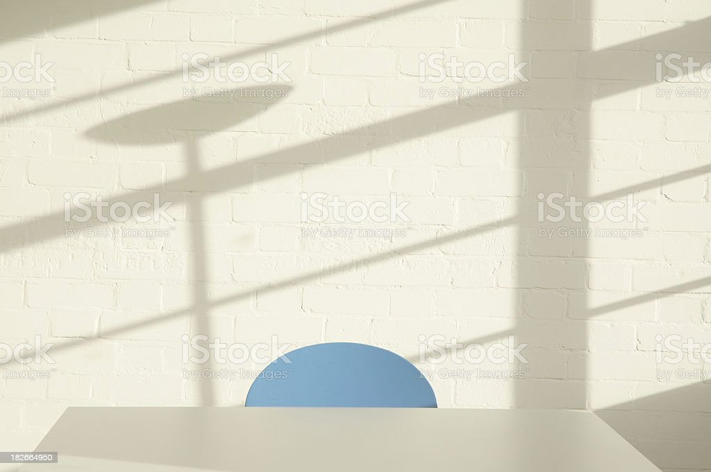 Office - Conference Table royalty-free stock photo