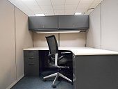Office Cubicle.
