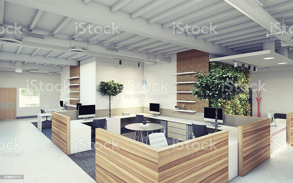 office design stock photo