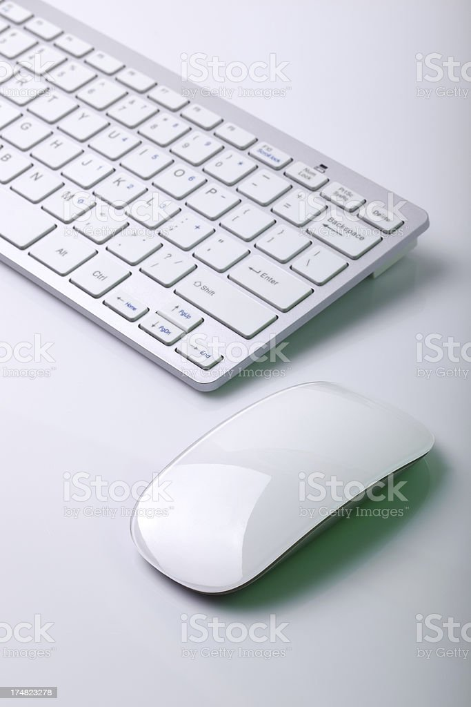 Office Desk royalty-free stock photo