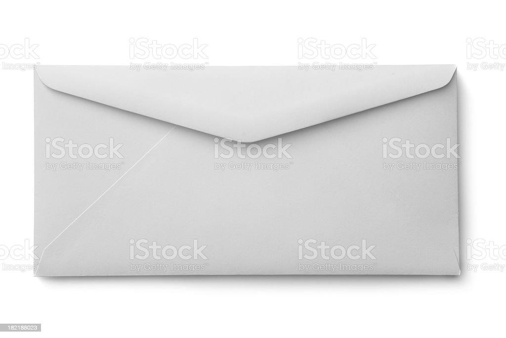 Office: Envelope royalty-free stock photo