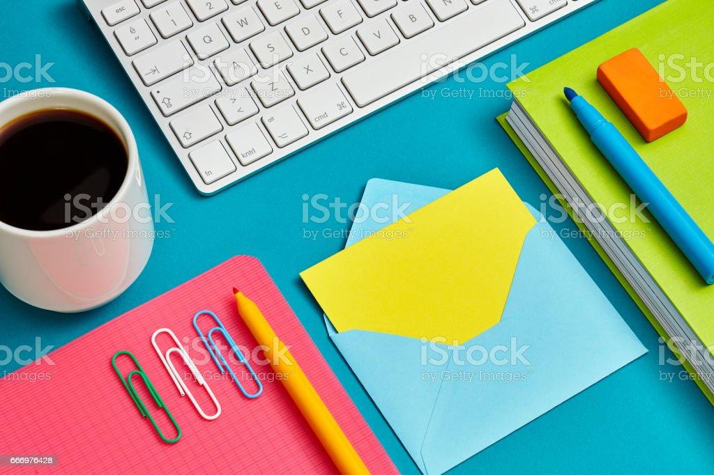 office equipment stock photo