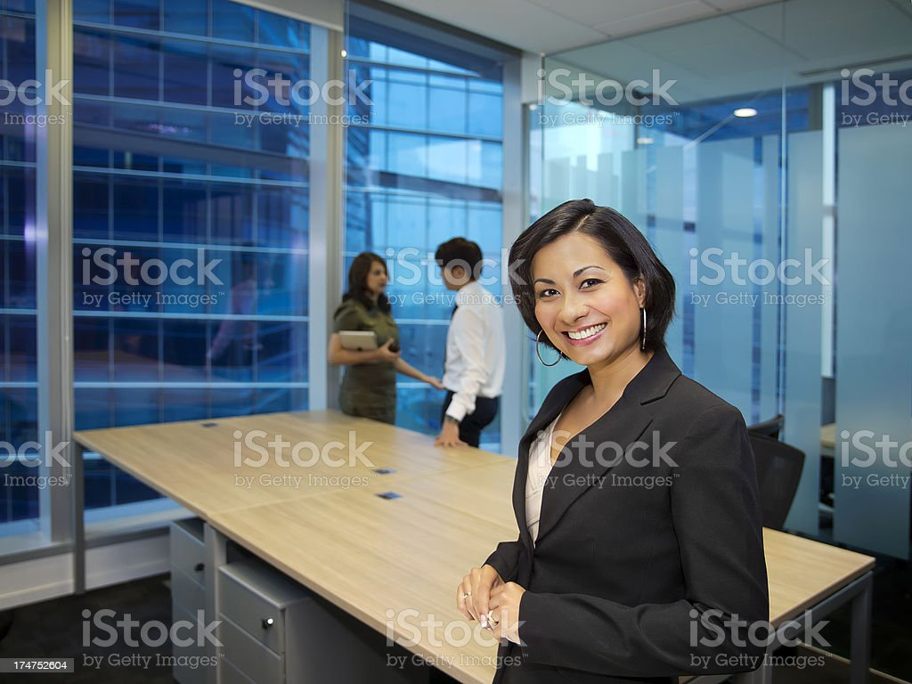 Office Executives 1 royalty-free stock photo