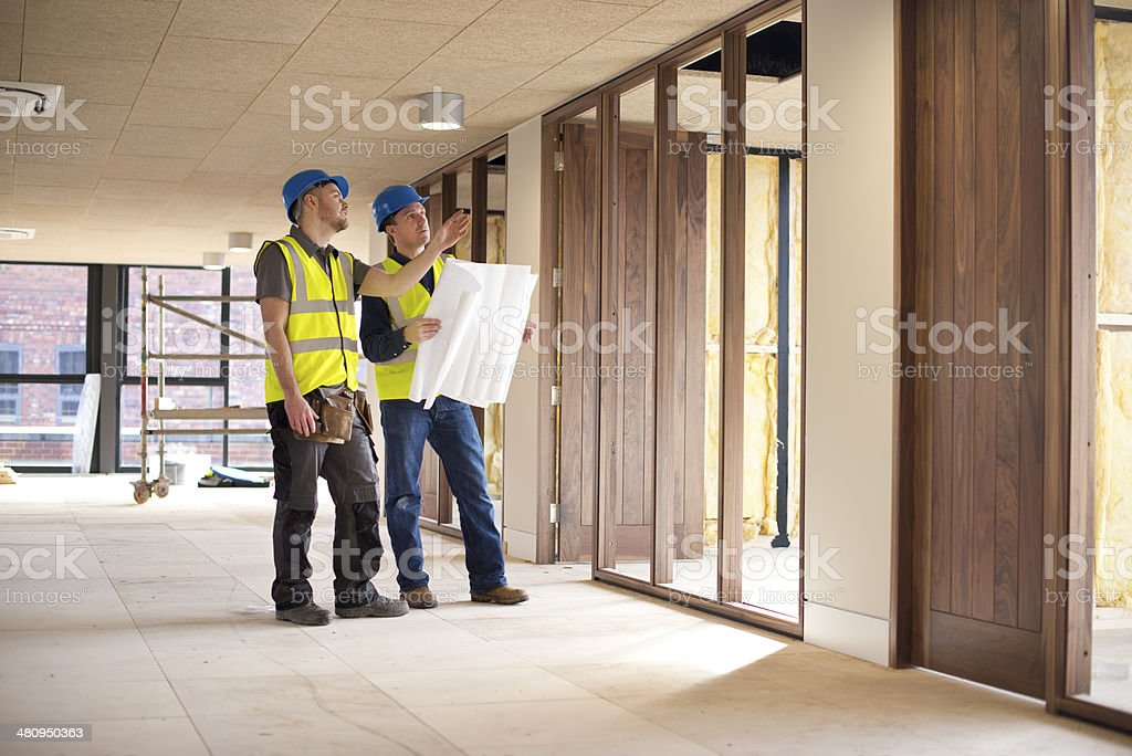 office fitout stock photo