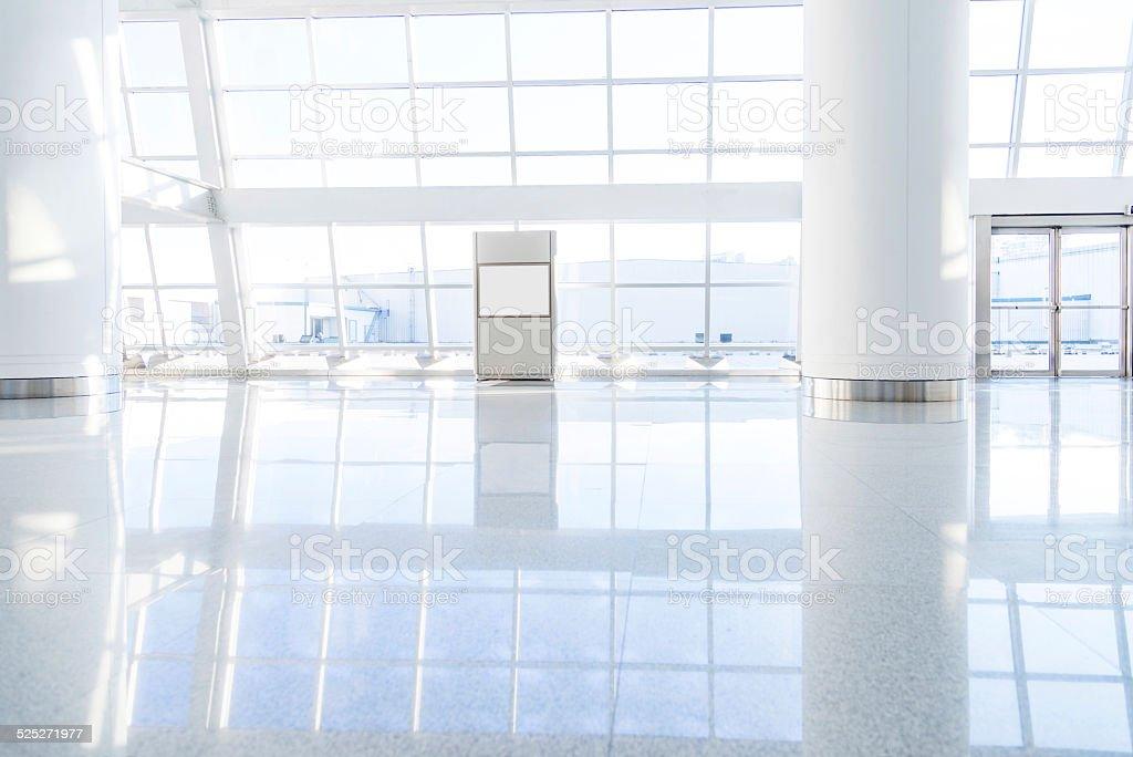 office hall stock photo