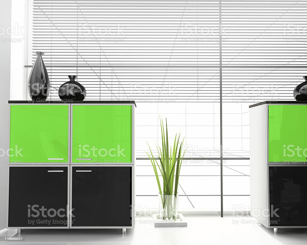 office interior royalty-free stock photo