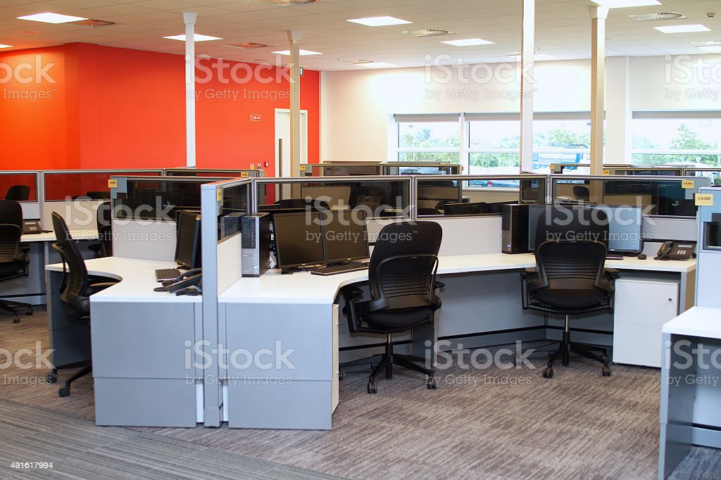 Office Interior stock photo