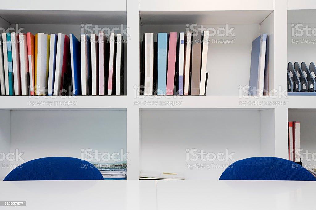 Office interior stock photo