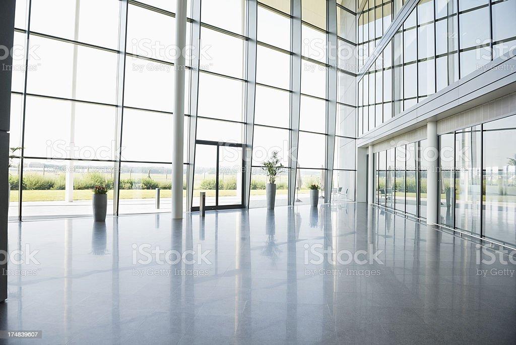 Office Lobby royalty-free stock photo
