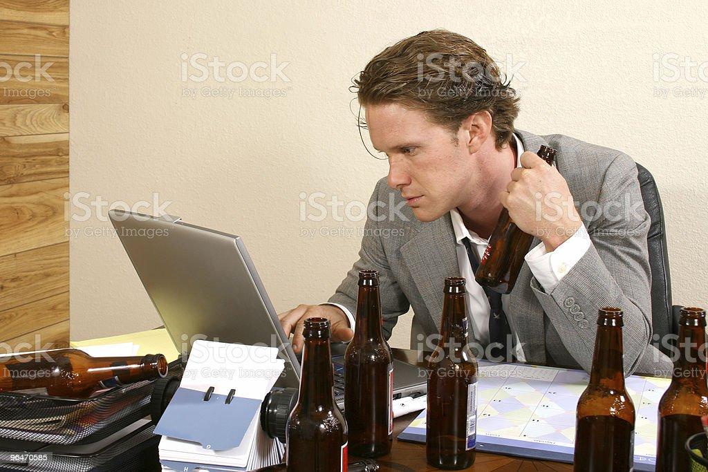 Office Lush royalty-free stock photo
