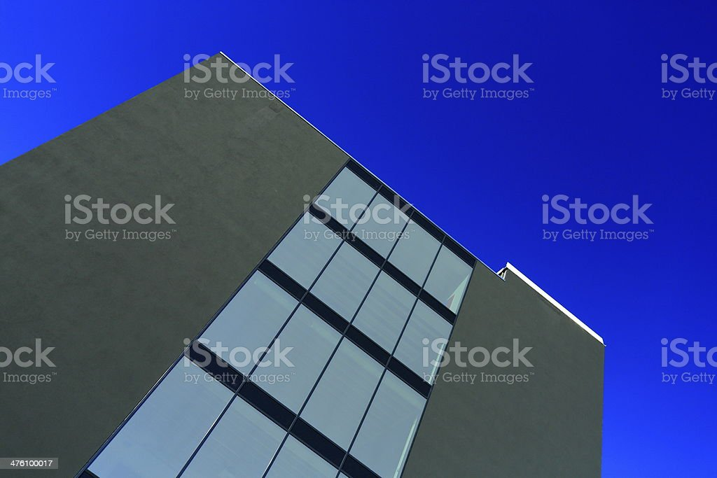 Office modern HQ building royalty-free stock photo
