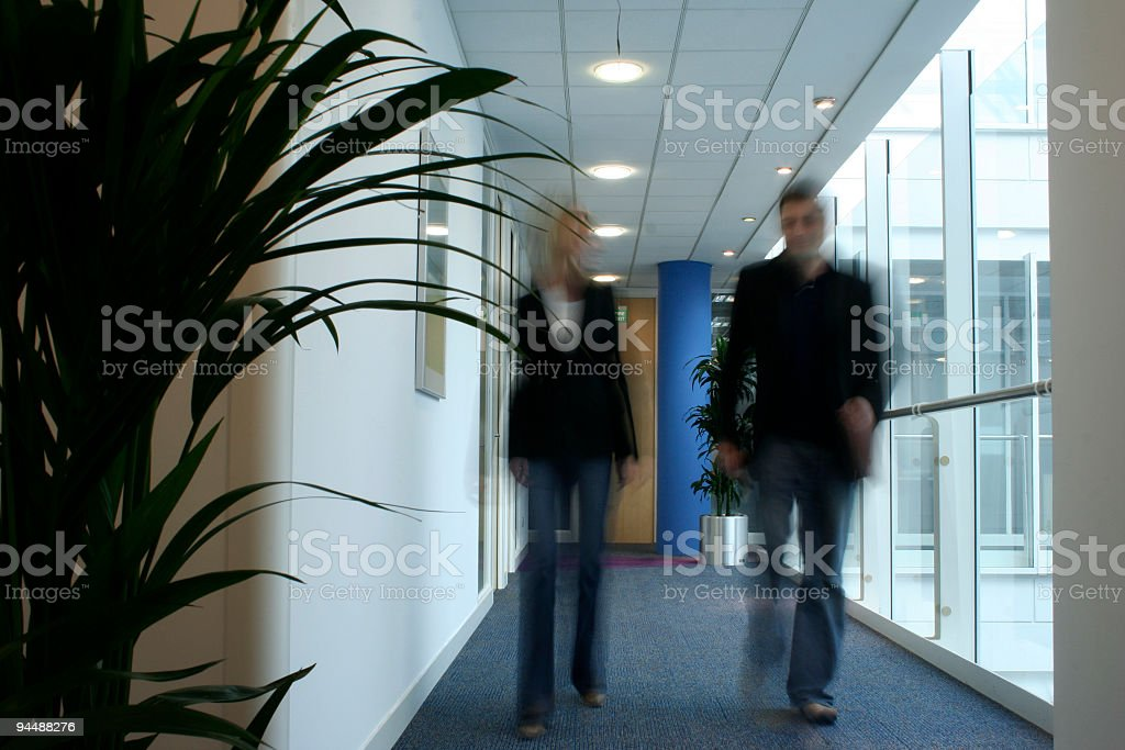Office relationships royalty-free stock photo