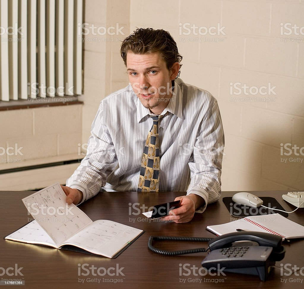 Office Sales royalty-free stock photo