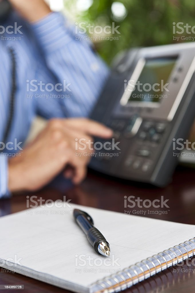 office scene royalty-free stock photo
