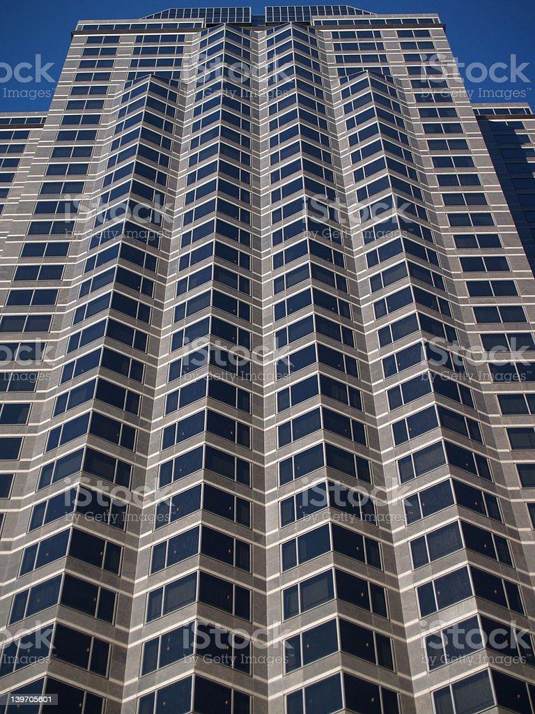 Office Skyrise stock photo