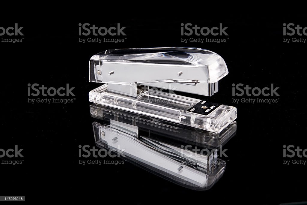 Office Stampler stock photo