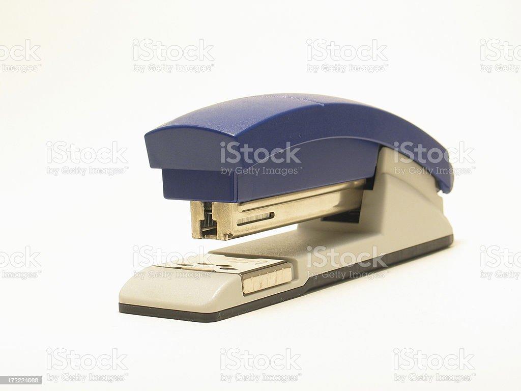 Office stapler stock photo
