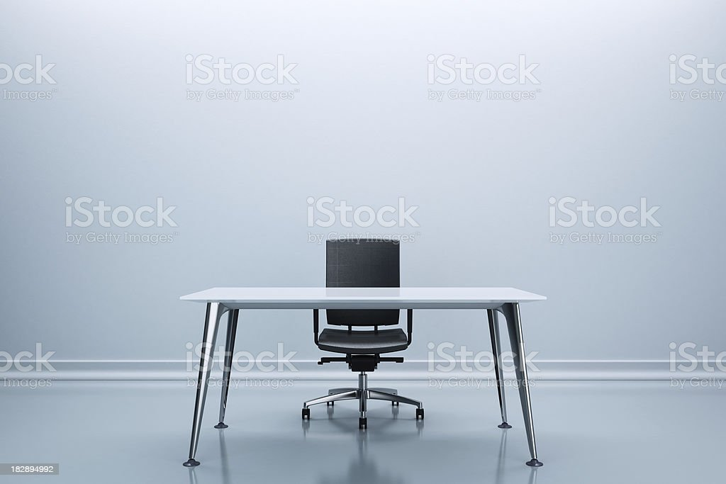 Office Station royalty-free stock photo