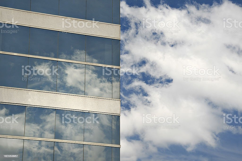 Office Tower Hz royalty-free stock photo