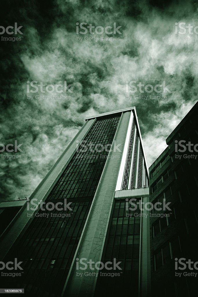 Office Tower royalty-free stock photo