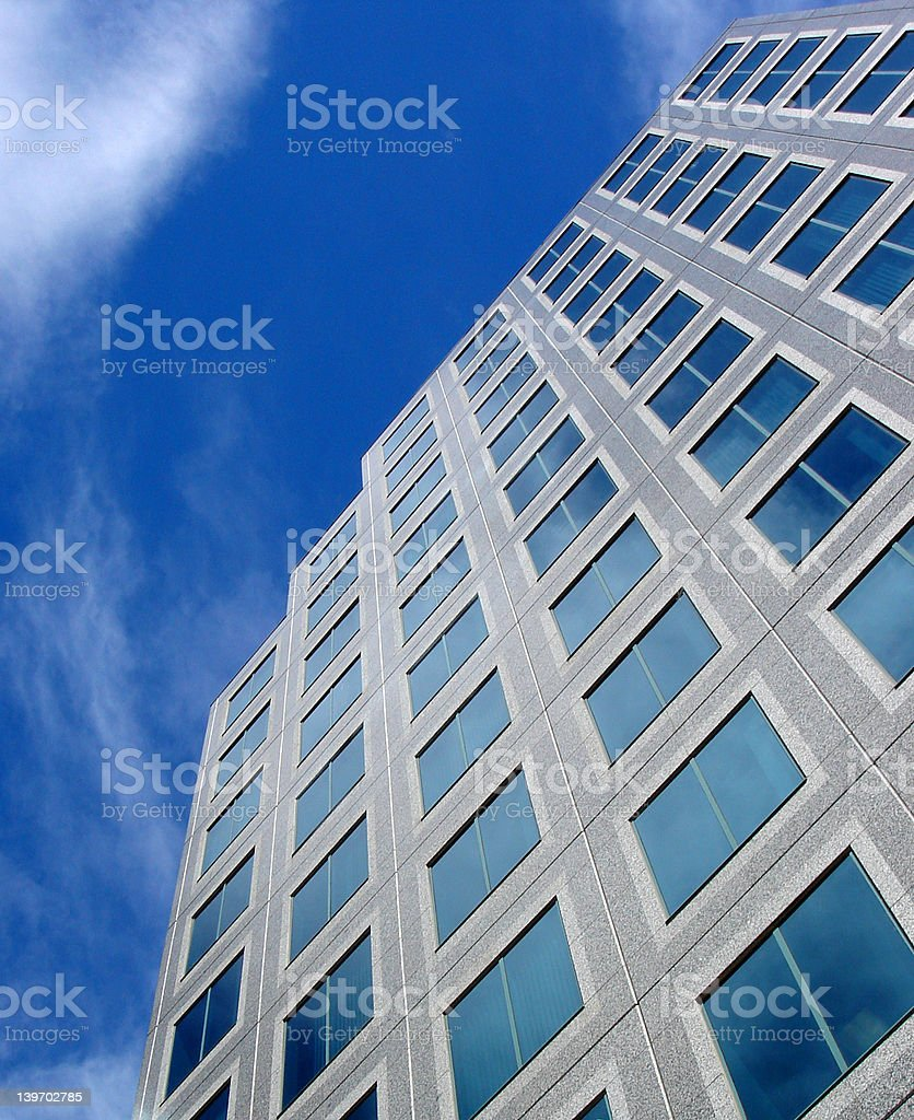 Office tower1 royalty-free stock photo