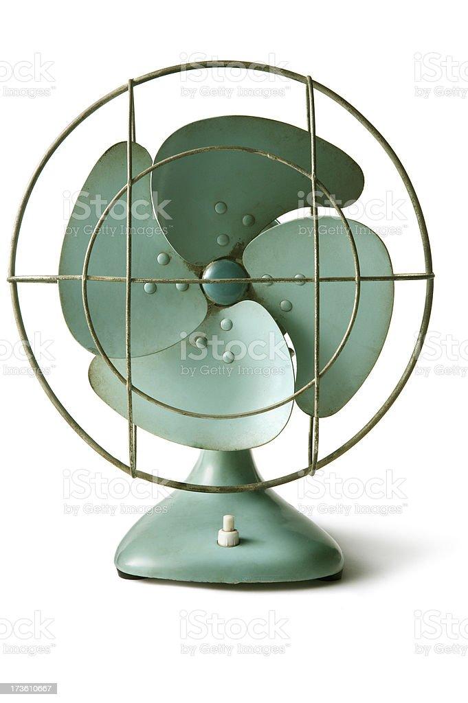 Office: Ventilator royalty-free stock photo