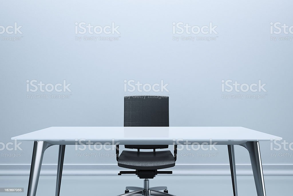 Office Workstation royalty-free stock photo