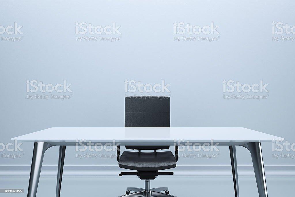 Office Workstation stock photo