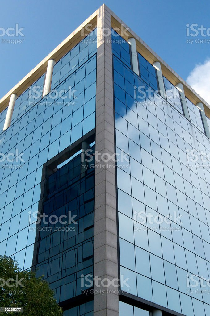 offices building royalty-free stock photo