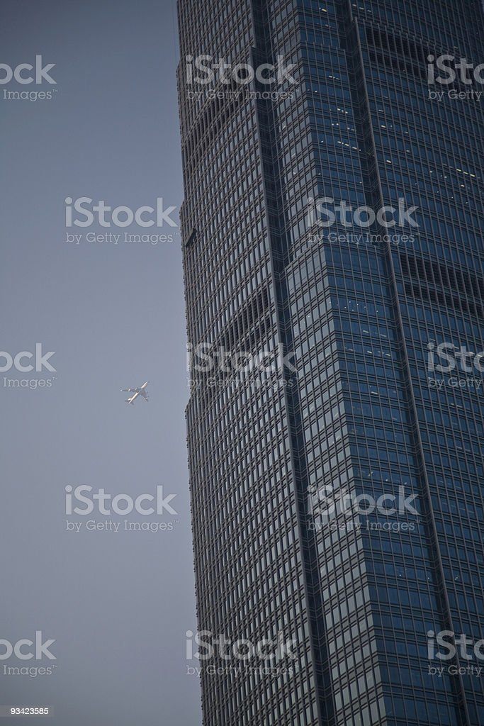 offices in hong kong royalty-free stock photo