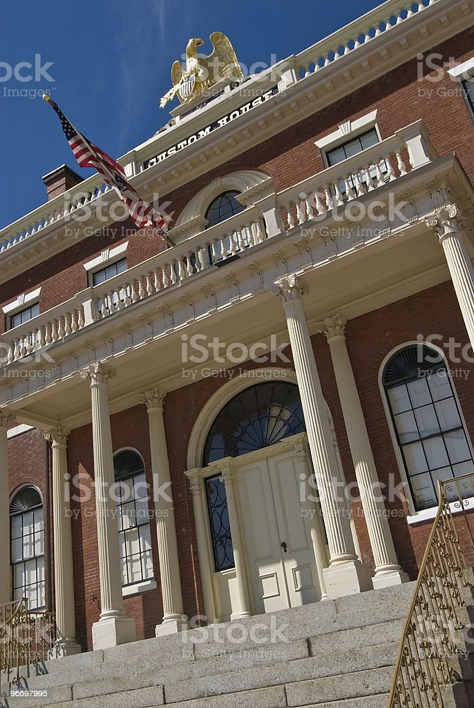 Official building royalty-free stock photo